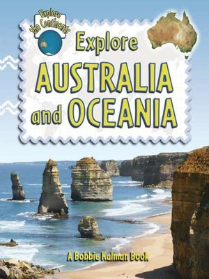 cover image of Explore Australia and Oceania
