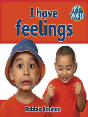 cover image of I Have Feelings