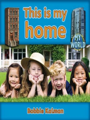 cover image of This Is My Home