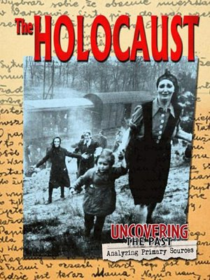 cover image of The Holocaust