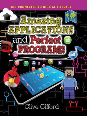 cover image of Amazing Applications and Perfect Programs