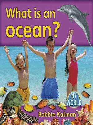 cover image of What Is An Ocean?