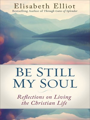 cover image of Be Still My Soul