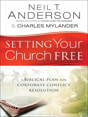 cover image of Setting Your Church Free