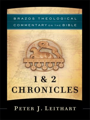 cover image of 1 & 2 Chronicles