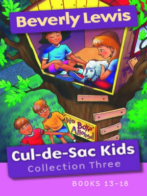 cover image of Cul-de-Sac Kids, Collection Three: Tarantula Toes ; Green Gravy ; Backyard Bandit Mystery ; Tree House Trouble ; The Creepy Sleep-Over ; The Great TV Turn-Off