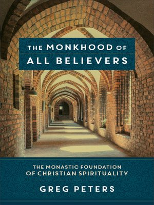 cover image of The Monkhood of All Believers