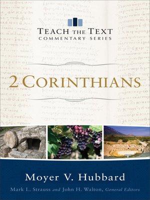 cover image of 2 Corinthians