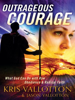 cover image of Outrageous Courage