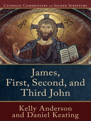 cover image of James, First, Second, and Third John
