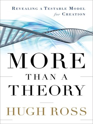 cover image of More Than a Theory