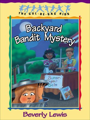 cover image of Backyard Bandit Mystery