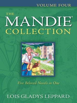 cover image of The Mandie Collection, Volume 4