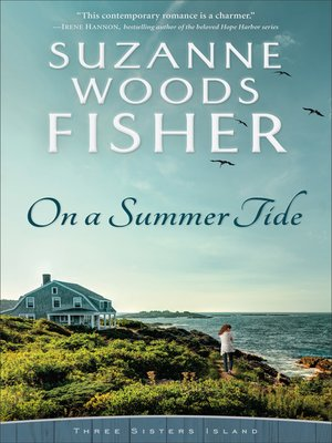 cover image of On a Summer Tide