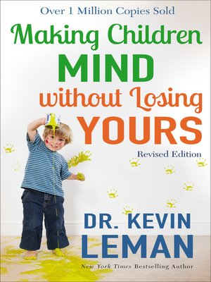 cover image of Making Children Mind without Losing Yours