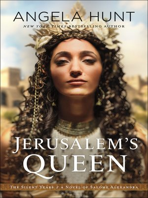 cover image of Jerusalem's Queen: A Novel of Salome Alexandra