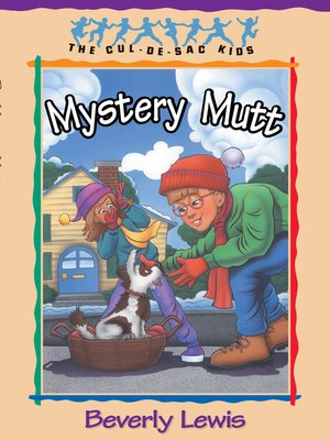 cover image of Mystery Mutt