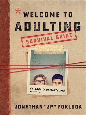 cover image of Welcome to Adulting Survival Guide