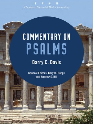 cover image of Commentary on Psalms