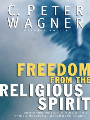 cover image of Freedom from the Religious Spirit
