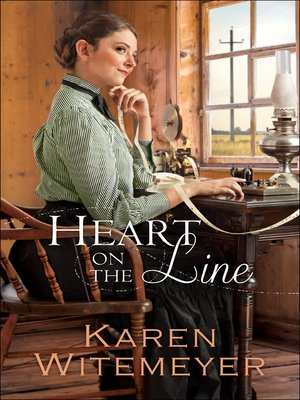 cover image of Heart on the Line