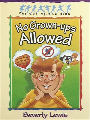 cover image of No Grown-ups Allowed