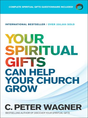 cover image of Your Spiritual Gifts Can Help Your Church Grow