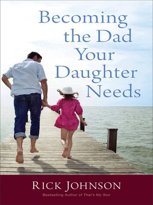 cover image of Becoming the Dad Your Daughter Needs