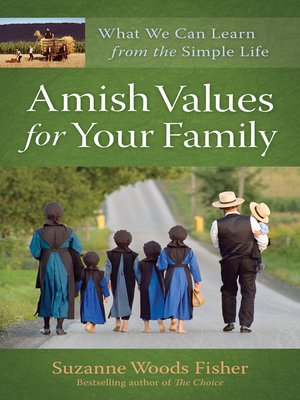 cover image of Amish Values for Your Family