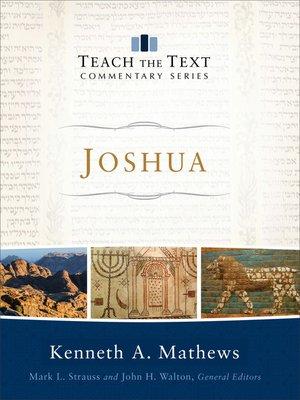 cover image of Joshua