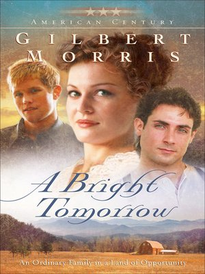 cover image of A Bright Tomorrow
