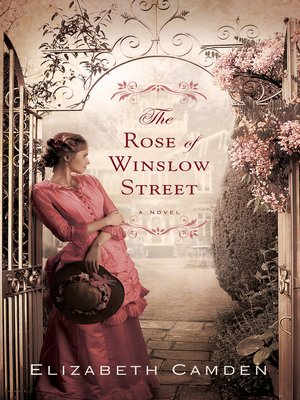 cover image of The Rose of Winslow Street