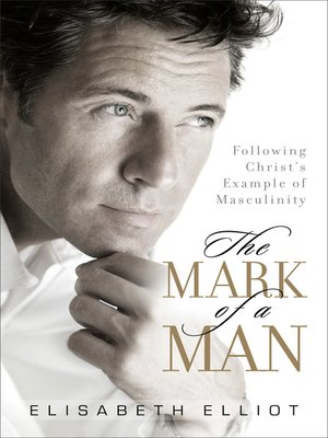 cover image of The Mark of a Man