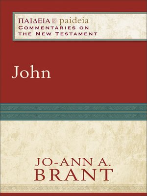 cover image of John