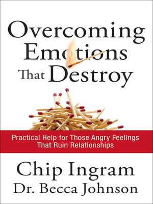 cover image of Overcoming Emotions that Destroy