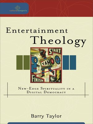 cover image of Entertainment Theology