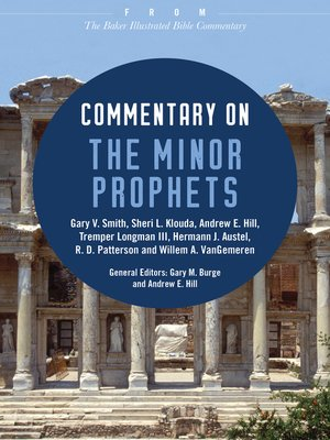 cover image of Commentary on the Minor Prophets