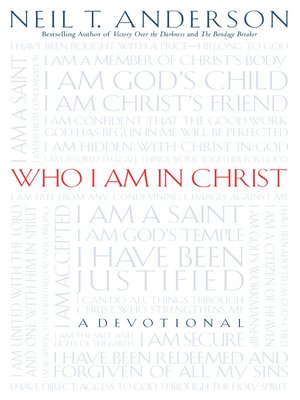 cover image of Who I Am in Christ