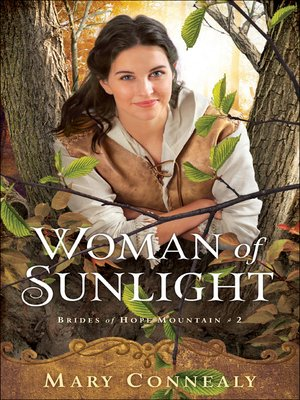 cover image of Woman of Sunlight