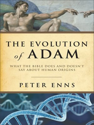 cover image of The Evolution of Adam