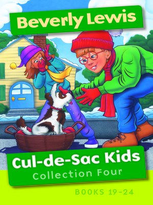cover image of Cul-de-Sac Kids, Collection Four: Piggy Party ; The Granny Game ; Mystery Mutt ; Big Bad Beans ; The Upside-Down Day ; The Midnight Mystery