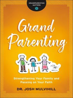 cover image of Grandparenting