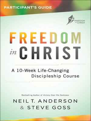 cover image of Freedom in Christ Participant's Guide