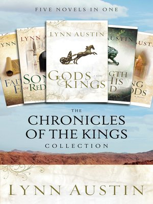 cover image of The Chronicles of the Kings Collection