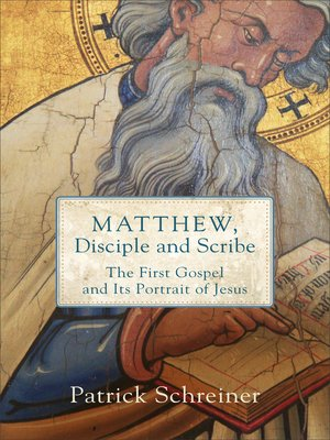cover image of Matthew, Disciple and Scribe