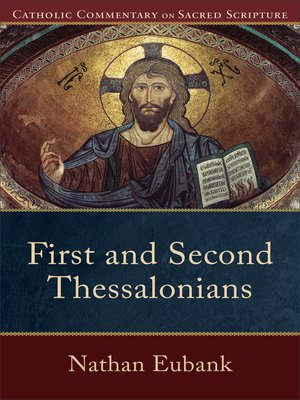 cover image of First and Second Thessalonians