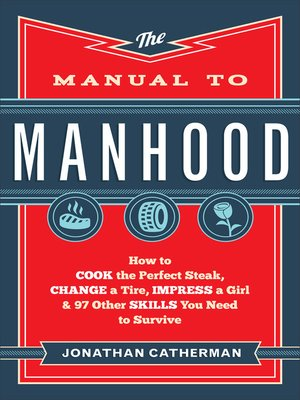 cover image of The Manual to Manhood