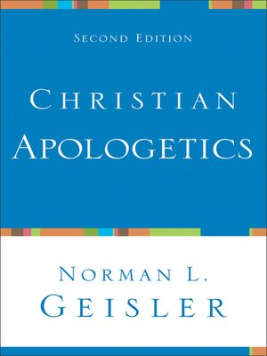 cover image of Christian Apologetics