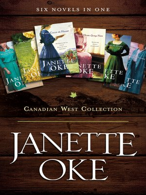 cover image of Canadian West Collection