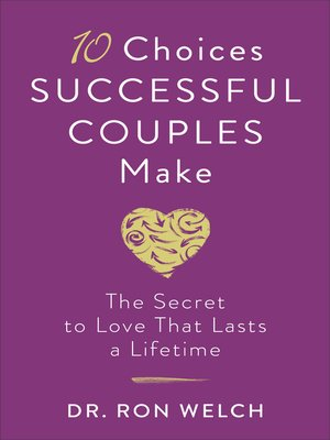 cover image of 10 Choices Successful Couples Make